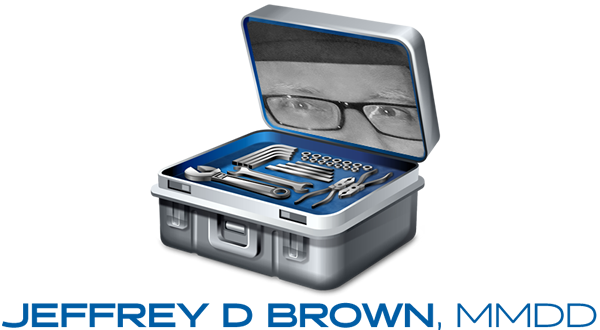 Jeffrey D Brown, MMDD Retina Logo