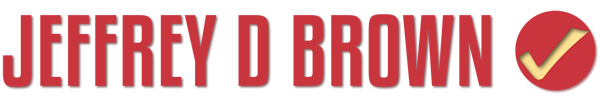 Jeffrey D Brown, MMDD Logo
